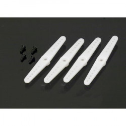 3D Arm Set with Screws(4):S75 HS-55 (EFLRS754)