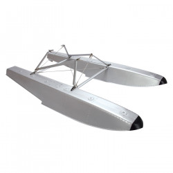 1/4 Scale Cub Floats (HAN4580)