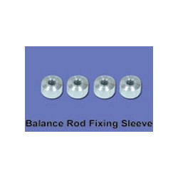 balance rod fixing sleeve