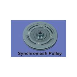 synchromesh pulley