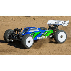 8IGHT-E RTR: 1/8 4WD Buggy (LOS04014)