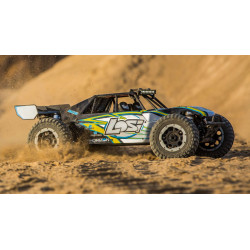 Desert Buggy XL-E: 1/5th 4wd Eletric RTR - Black (LOS05012T1)