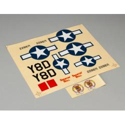 Decal Sheet: P-47D (PKZ5321)