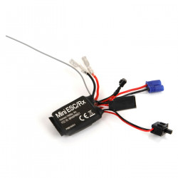 9'' ESC/Receiver, 2.4GHz, WP V2 (PRB18001)