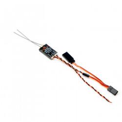Spektrum Serial Telemetry Receiver with Diversity (SPM4649T)