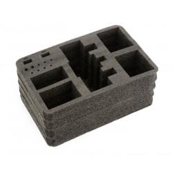 Spektrum Single Stand Up TX Case Foam (SPM6709)