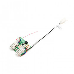 AR6410L DSMX 6-Channel Ultra Micro Receiver/ESC (SPMAR6410L)