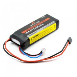 1450mAh 2S 6.6V Li-Fe Receiver Battery (SPMB1450LFRX)