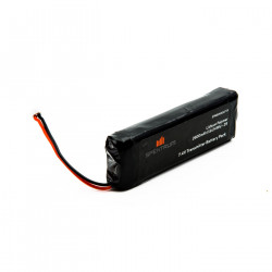 2600 mAh LiPo Transmitter Battery: DX18 (SPMB2600LPTX)