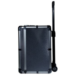 Q500 4K Valise aluminium avec roulettes (YUNQ4KTA102)
