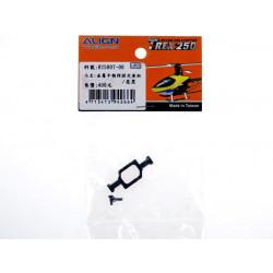 T-Rex 250 - Metal Flybar Seesaw Holder/Black (H25007-00)