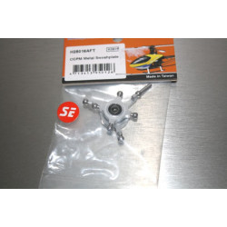 T-Rex 250 - CCPM Metal Swashplate/Silver (H25016AFT)