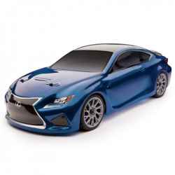 AE QUALIFIER SERIES APEX LEXUS RC F BRUSHLESS RTR