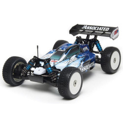 TEAM ASSOCIATED RC8.2e RS RTR 1/8 BUGGY