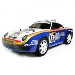 CARISMA M48S PORSCHE 959 4WD 1/8TH BRUSHLESS - COMBO