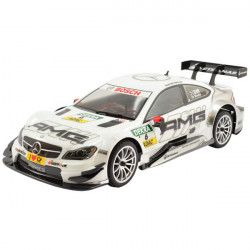 CARISMA M40S MERCEDES-AMG DTM (No 6 WHITE) 1/10TH RTR BRUSHED
