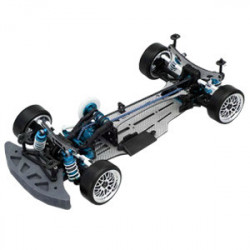 YOKOMO DRIFT PACKAGE DIB BLUE VERSION 2 CHASSIS KIT