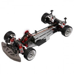 YOKOMO DRIFT PACKAGE DIB RED VERSION 2 CHASSIS KIT