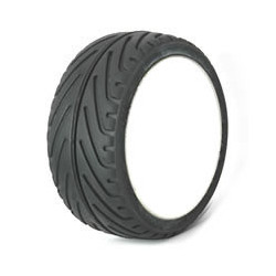 1/8th On Road V-TREAD TYRE - MOUNTED (pair)