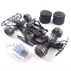 HOBAO HYPER 10 SC SHORT COURSE EP ROLLING CHASSIS KIT