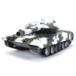 HOBBY ENGINE 2A5 LEOPARD TANK WINTER EDITION