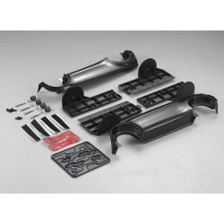 KILLERBODY CHASSIS FOR DISPLAY 1/10 ALFA ROMEO 2000 GTAm