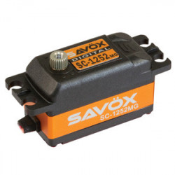 SAVOX DIGITAL LOW PROFILE SERVO 7.0KG/0.07SEC@6V