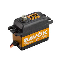 SAVOX HIGH VOLTAGE STD SIZE ULTRA TORQUE 35KG/0.11S@7.4V