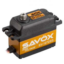 SAVOX HIGH VOLTAGE STD SIZE ULTRA TORQUE 30KG/0.10S@7.4V