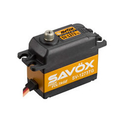 SAVOX HIGH VOLTAGE STD SIZE ULTRA FAST 16KG/0.65@7.4V