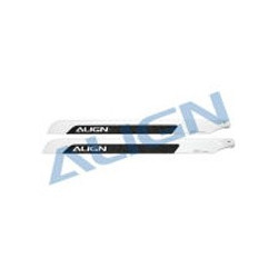 T-Rex 500 - 425D Carbon Fiber Blades (H50104T)