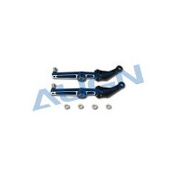 T-Rex 600 - Metal Washout Control Arm/Blue (HN6092T-84)
