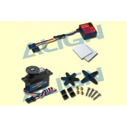 T-Rex 500 - RCE-600 Head Lock Gyro Combo (RCE-600+DS520) (KX870011TA )