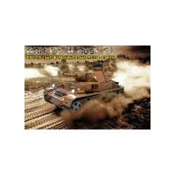 HengLong Dak Panzer IV - Desert Camouflage (3858-1PRO)