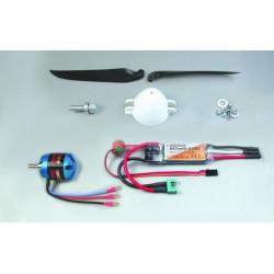 """set de propulsion """"EasyGlider PRO 3S-TUNING"""" Li-BATT powered (333650)"""