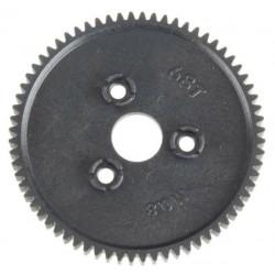 Couronne 68 dents, module 0,8 (3961)