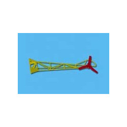 Tail truss