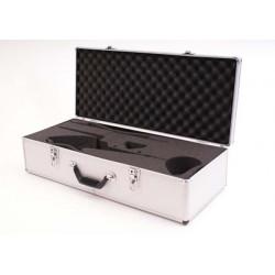 Valise aluminium /Aluminium box for Lama 400Birotor