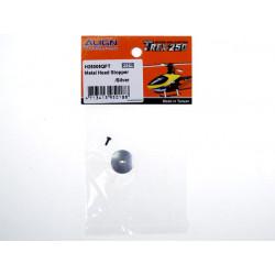T-Rex 250 - Metal Head Stopper/Silver (H25005QFT)