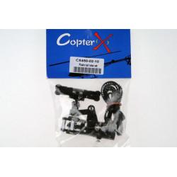 CopterX - Plastic Tail Rotor Set (CX450-02-10)