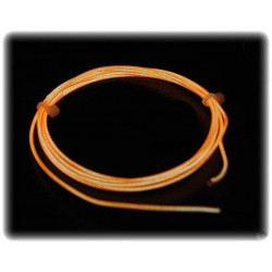 Lumifly Glow Wire ORANGE 1.2mtr