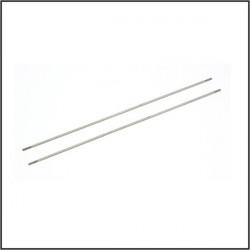 Barre de Bell, 220mm (2): B450, B400 (BLH1625)