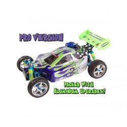 Backwash Nitro Buggy PRO 2.4 Ghz - Green (94166P)