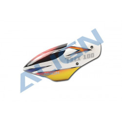 T-Rex 100 - 100 Painted Canopy (HC1003T)
