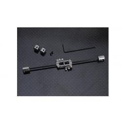 CNC Carbon FlyBar Set (TRex 100)
