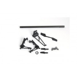 Xtreme Tail Boom Kit Set V2 (For Lama v4, dauphine, hunter, etc)