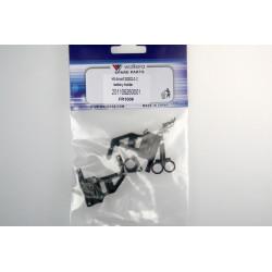 Tail boom holder - Airwolf 200SD3