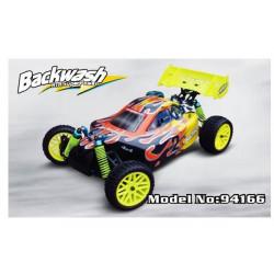 Backwash Nitro Buggy 1/10th - Orange (94166)