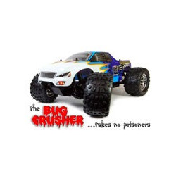 HSP Bug Crusher Electric 2.4Ghz - Purple Truck Body (NBC-E)