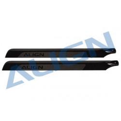 425D Carbon Fiber Blades (HD420BT) (HD420DT)